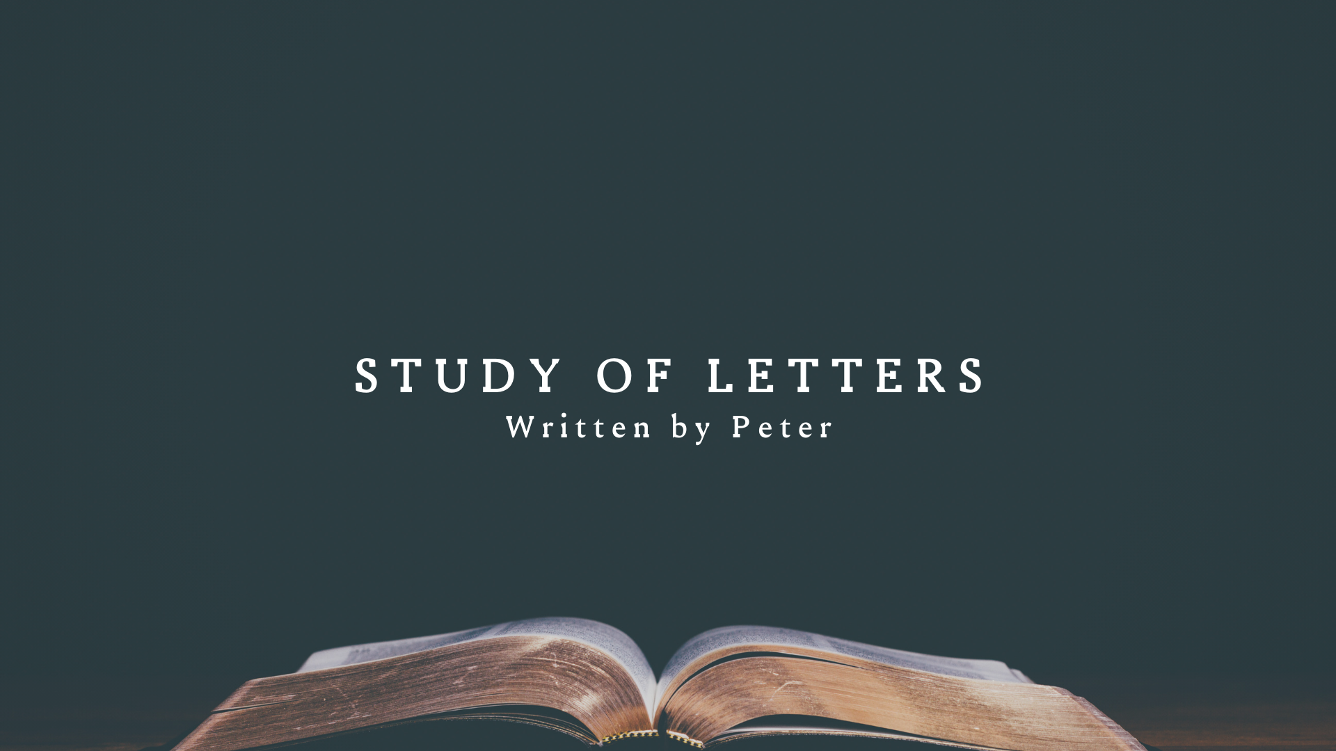Study of Letters Written by Peter I
