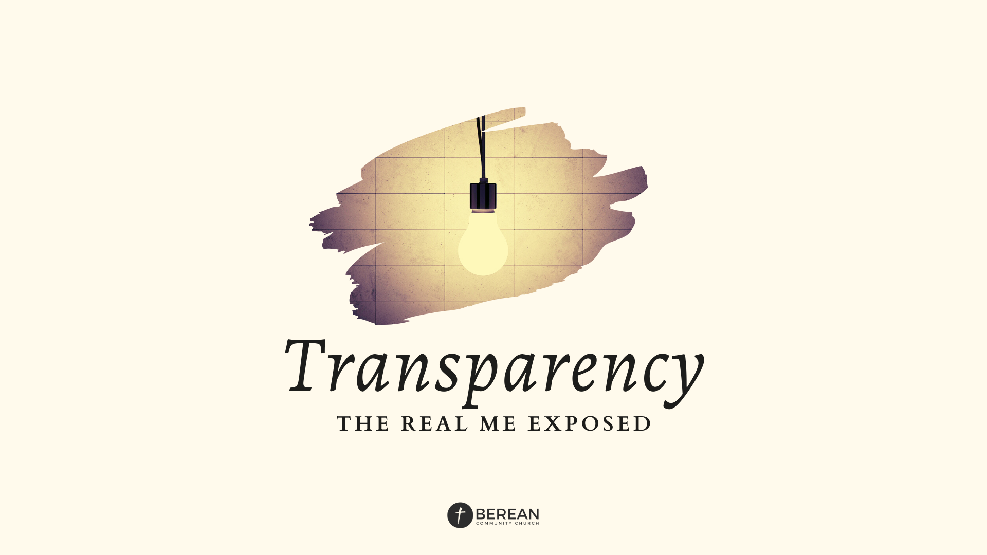 Transparency (The Real Me Exposed) IV